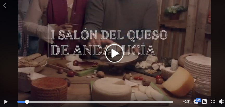 I Salón del Queso de Andalucía 2019