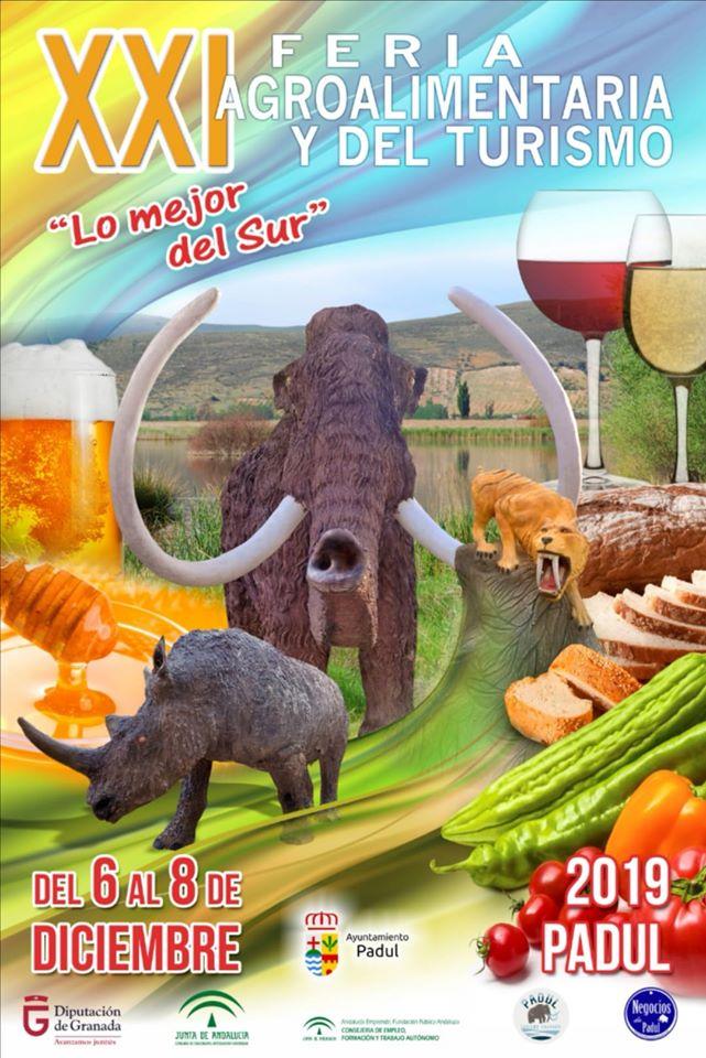 XXI Feria Agroalimentaria Padul 2019