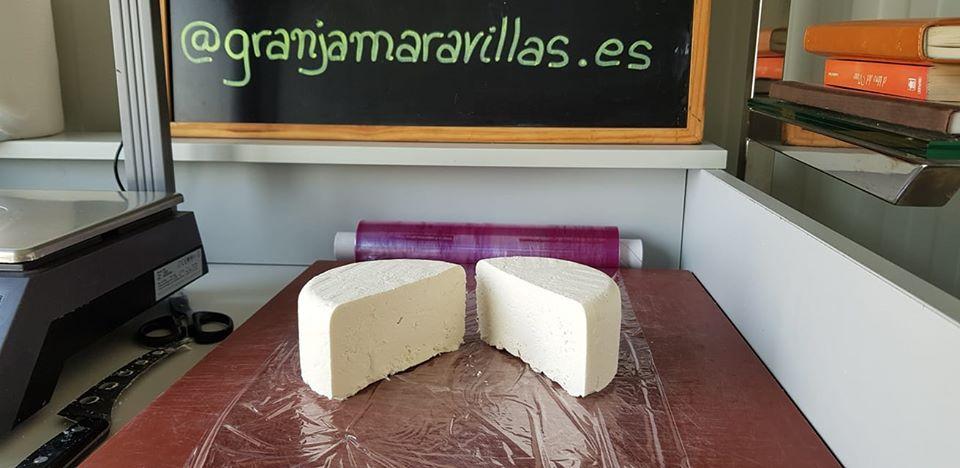 Elaborando un queso único en el sur de España