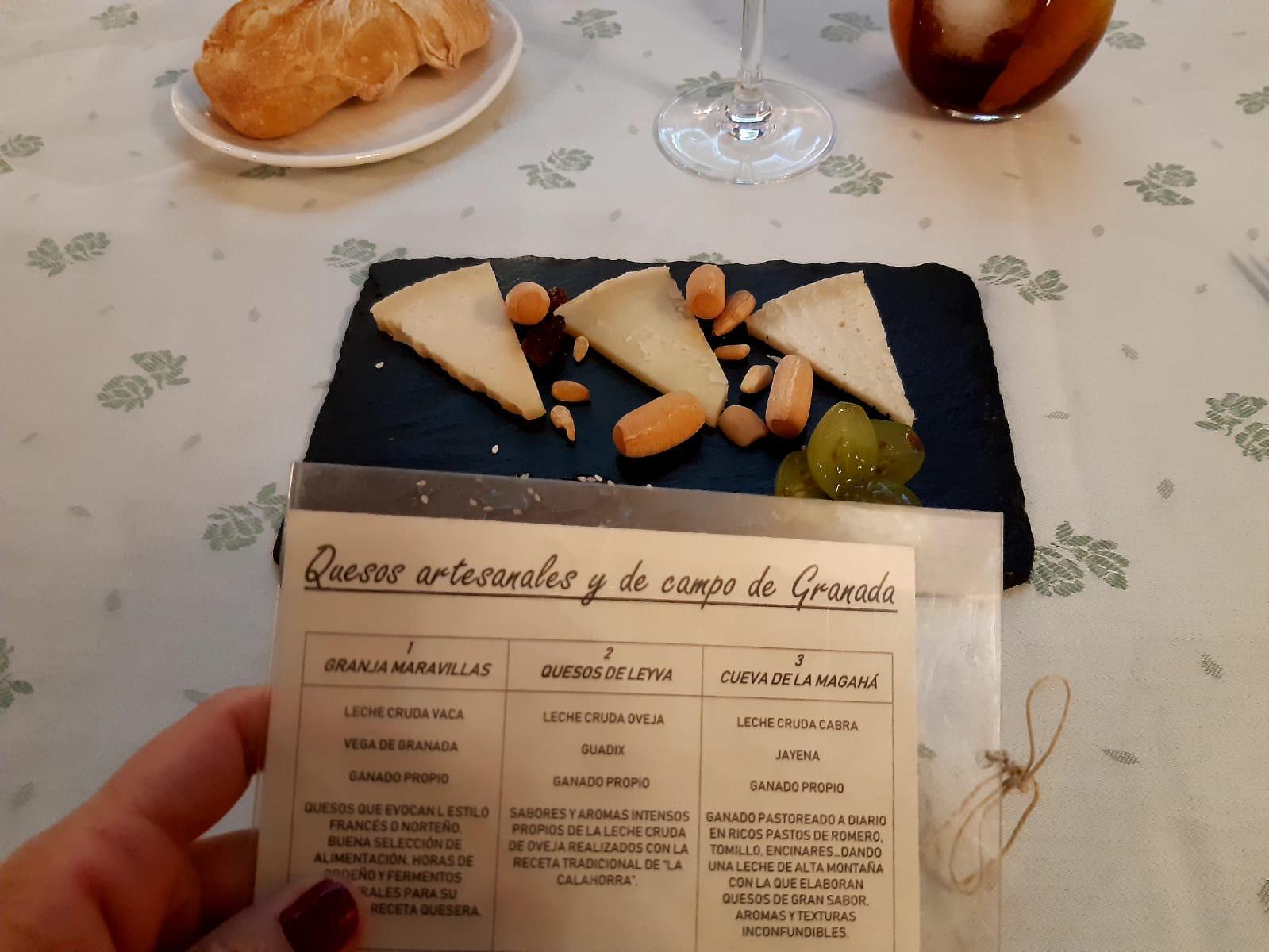 Granja Maravillas en Gourmet Granada